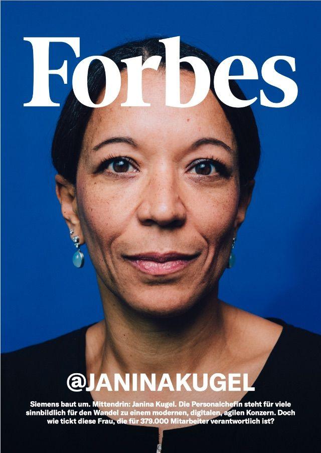 Forbes Magazin mit Christoph Ulrich Mayer