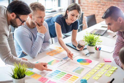 Design Thinking im Team